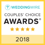 Mountain High Weddings Couple's Choice Awards